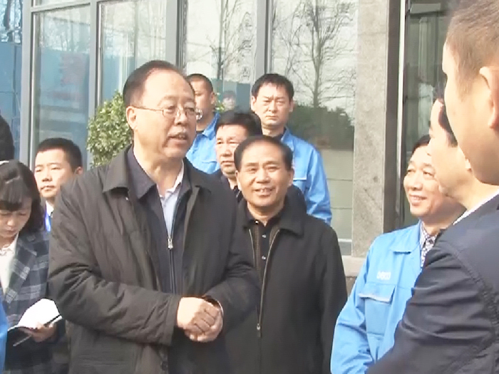 Member of the Standing Committee of Henan Provincial Committee and Secretary of Zhengzhou Municipal Committee Ma Wei visited the guide